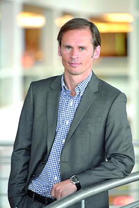 Marc Fahrig, neuer Geschäftsführer der Schaffrath Unternehmensgruppe. Foto: Stefan Krocek/Abdruck honorarfrei